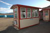 Sani-Hut 5' x 12' concession building